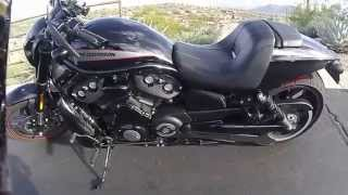 Download NightShadow - You Asked, I Deliver ″NightRod Harley Davidson″ VRSCDX Video