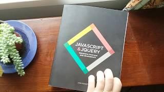 Download ⭕The one book I regret not having as a beginning web developer || Jon Duckett JavaScript & jQuery Video