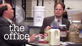 Download Dwight's Survival Food Plan - The Office US Video