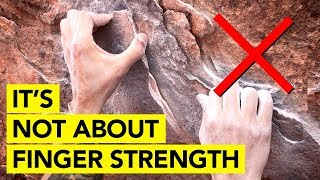 Download 3 BIG Mistakes When Climbing Crimps: It's more than just finger strength Video