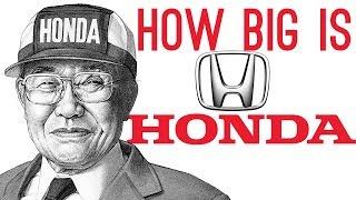 Download How BIG is Honda? (They Make Jets!) Video