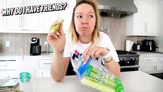 Download sometimes i wonder why i have friends....lol Video