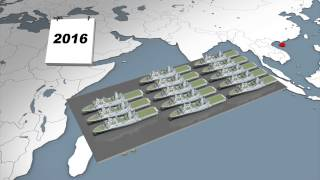 Download India vs China: India battles China for economic and military influence in the Indian Ocean Video