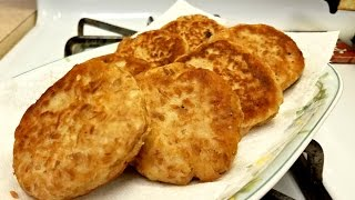 Download Crispy Tuna and Potato Cakes - Tortitas de Atun y Papa Video