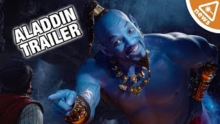 Download Is Will Smith's Live Action Genie as Bad as Aladdin Fans Think? (Nerdist News w/ Jessica Chobot) Video