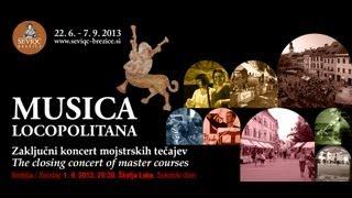 Download Musica Locopolitana 2013, Škofja Loka Video