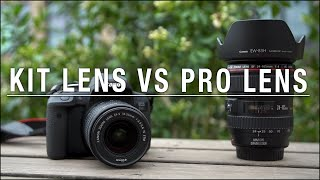 Download Kit Lens vs Pro Lens - is it worth the extra money? Video