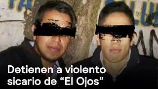 """Download Sicario de """"El Ojos"""" es detenido - Tláhuac - En Punto con Denise Maerker Video"""