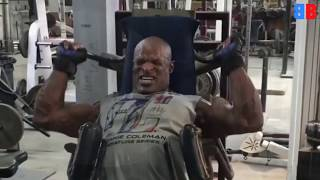 Download Ronnie Coleman training 2018 | Go all the way! Video