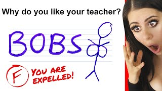 Download Funniest KID TEST Answers ! Video