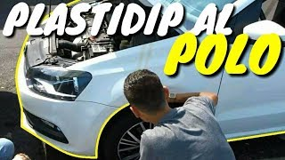 Download PLASTIDIP AL POLO | ManuelRivera11 Video