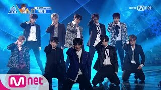 Download PRODUCE 101 season2 [최종희] Hands on Me Final 데뷔 평가 무대 170616 EP.11 Video