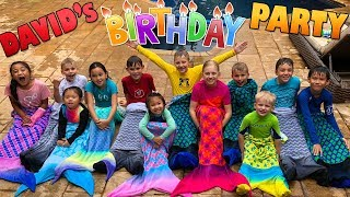 Download David's 10th Birthday Party!!! Video