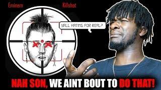Download Eminem - Killshot (Machine Gun Kelly Di$$) RANT! Video