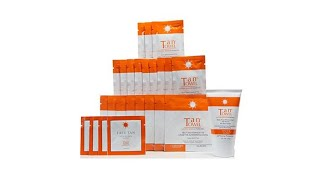 Download TanTowel Classic 22piece Kit with On the Glow Face Moist... Video