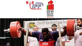 Download Men Open, 120+ kg - World Classic Powerlifting Championships 2017 Video