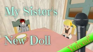 Download [Sizebox] Giantess Shrink - My Sister's New Doll [VOICED] Video