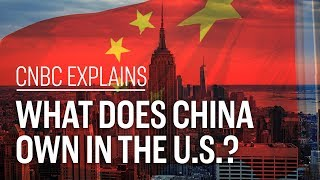 Download What does China own in the U.S.? | CNBC Explains Video