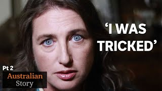 Download An online love scam that jailed a mum for five years — An Innocent Abroad: Pt 2 | Australian Story Video