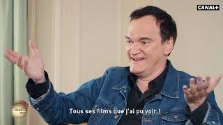 Download Interview de Quentin Tarantino par Augustin Trapenard Video
