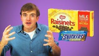 Download Irish People Taste Test American Chocolate Treats Video