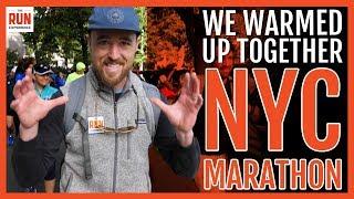 Download We Warmed Up Together | NYC Marathon Video