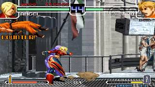 Download 【KOF 2002】ANGEL SINGLE PLAYER【TAS】 Video