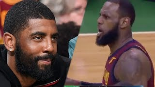 Download Lebron James Trolled by Kyrie IRVING & Celtics Mafia after Game 1 Loss Video