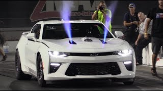 Download Dual Power Adder BEAST Goes Unhinged! This Camaro is WILD Video