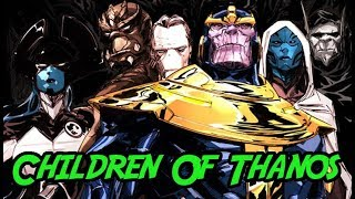 Download The Children Of Thanos. Infinity War's Black Order aka The Cull Obsidian Video