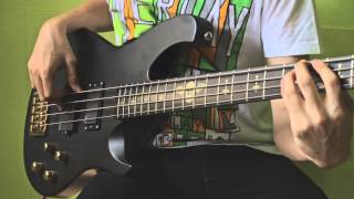Download พลังงานจน - LABANOON - Nut Thanadol (bass cover) Video