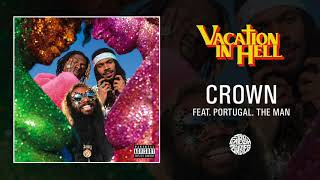 Download FLATBUSH ZOMBiES - 'CROWN FEAT. PORTUGAL. THE MAN' Video
