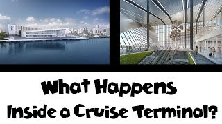 Download What Happens Inside a Cruise Terminal on Boarding Day? [Cruise Tips] Video