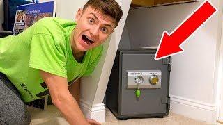 Download I FOUND A SECRET HIDDEN SAFE!! (SUPER RARE FIND) Video