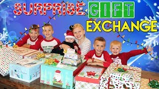 Download Christmas Comes Early! Huge Surprise Gift Exchange! Video