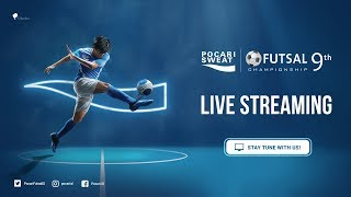 Download Pocari Sweat Futsal Championship 2018 Video