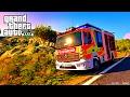 Download GTA V: EMS-MODS ➤ #4: Platz machen, FEUERWEHR IM EINSATZ! [HD|Deutsch] Video