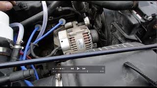 Download Jeep Alternator Issues WTF The Housing Broke Video