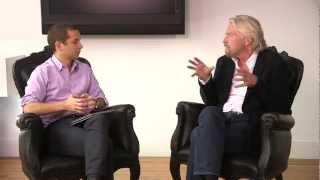 Download Richard Branson Explains His Secrets to Success - LinkedIn Exclusive Video