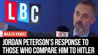 Download Jordan Peterson's Savage Response To Those Who Compare Him To Hitler - LBC Video