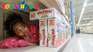 Download BEST HIDE AND SEEK SPOT In Toys R US | Toys AndMe Video