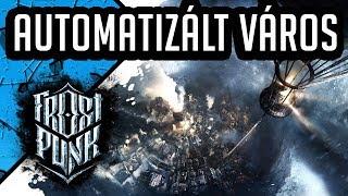 Download AUTOMATIZÁLT VÁROS | FAGYPÁNK #2 Video