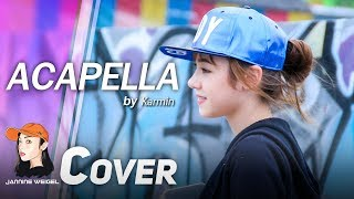 Download Acapella - Karmin cover by Jannine Weigel (พลอยชมพู) Video