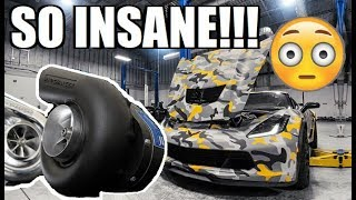 Download The Z06 is DONE and Sounds Like a JET ENGINE!!! *WAY TOO MUCH FREEDOM* Video