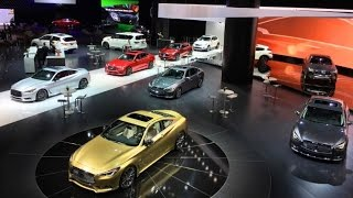 Download 2016 Los Angeles Auto Show Overview Video