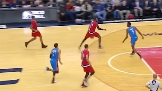 Download John Wall CLOWNS Russell Westbrook and Thunder with Between-the-Legs Dime & Blowout Win Video