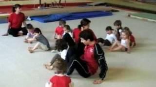 Download Grenoble Gym - séance baby éveil - 01 mise en train Video