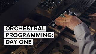 Download Orchestral Programming: Day One Video