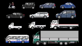 Download Street Vehicles 3 - Cars & Trucks - The Kids' Picture Show (Fun & Educational Learning Video) Video