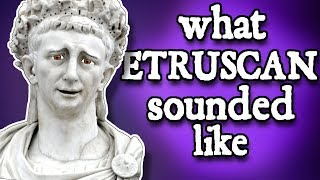 Download What Etruscan Sounded Like - and how we know Video